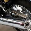 オートバイ・サイレンサー