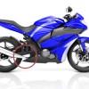 オートバイ・排気バルブケース